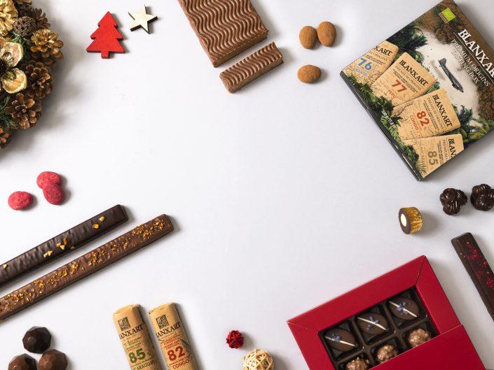 CHOCOLATES BLANXART
